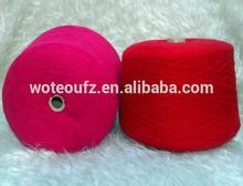 100% spun silk 48NM/2 Spun silk yarn for knitting