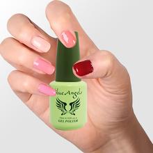 Beautiful natural healthy high shine 216 colors 15ml nail polish gel