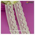 guangzhou africano nupcialindiano branco guipure rendas de algodão bordado tecido laço do algodão crochet guarnição para vestidos