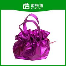 Drawstring Mini Laser Non Woven Gift Bag
