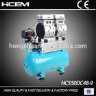 12v dc motor for air compressor/12v air compressor with tank/dc