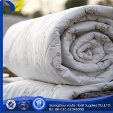 applique hot salewool 100% cotton baby comforter