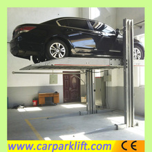 High Quality Home Sedan or Suv Storage/ Two Cars Parking Lift /Smart Parking System/ 2-post Parking Lift 2700KG