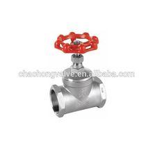 cast steel rising stem gate valve