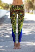 wholesale custom made subliamtion printed eco fabric women's yoga pants