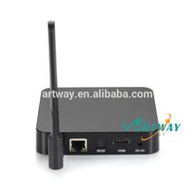The Best RK3288 Cortex A17 intel atom hd media player Smart TV Box Mini PC