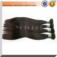 Top Selling Straight 6 Inch Hair Weaving