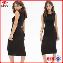 2014 Latest Dress Design/Fashion Lady Dress/Cheap Woman Dress china supplier
