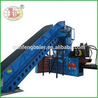 Hydraulic cardboard recycling machine/recycling balers for sale/hydraulic machine press