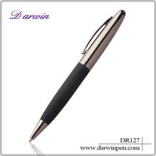 Imprinted Promotional metal ball pen, ballpoint pen, gift pen