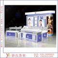 venta al por mayor nuevo mac exhibición de cosméticos