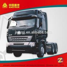 Sinotruck CNG 6x6 tractor truck head