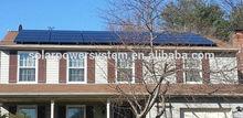 1KW solar panel cell pvt hybrid solar panel solar home lamp