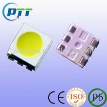 warm white 3 chips 20~24lm 5050 SMD LED datasheet