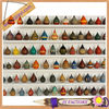 Vintage colorful wood spinning top for kids