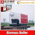 carvão de biomassa queima industrial de vapor da caldeira de ferro fundido
