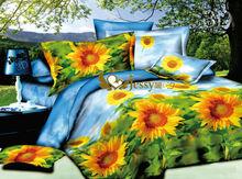 Bedsheets, bedding sets, Home Textiles,fancy bed sheets in flower design