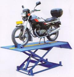 CE certificated GQ35M 350kg capacity elevacion de la motocicleta