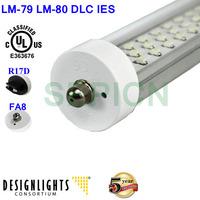 Professional Manufacturer DLC UL 8 Feet T8 Light Tube LED 5years warranty