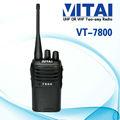Vitai VT-7800 de bateria fraca Waring profissional de longa distância telefone sem fio