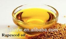 Crude Degummed Rapeseed Oil for Industrial Use