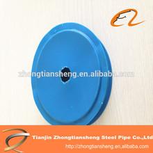 plastic end cap/2 inch threaded pvc cap/pvc caps for Gi pipe