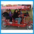 turismo de quatro rodas do pedal da bicicleta para venda