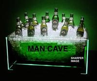 Acrylic ice bucket/ Acrylic wine cooler