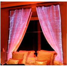 luminous fiber optic turkish curtains curtain fabric home decor