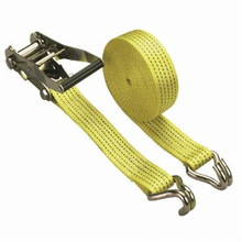 Good quality hot sell gs ratchet tie down strap