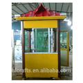 personnalisé en acier inoxydable alimentaire kiosque fabricant à guangzhou