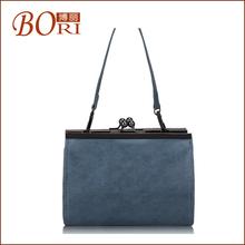 high quality handbag with chain handle messenger bag