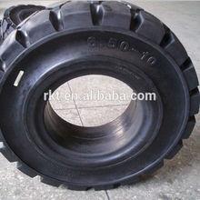Reach Regular 6.50-10 Solid Tyre for Forklift