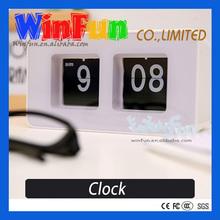 Mini Retro Flip Clock Simple Retro Desk Clock