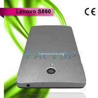 lenovo s860 dual sim card ram 1gb rom 16gb with CE good product mtk 6582 quad core smartphone