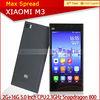 13MP Xiaomi Mi4 M4 2.5GHz 3080mAh 3GB RAM 16GB/64GB ROM unlocked quad core mobile phone