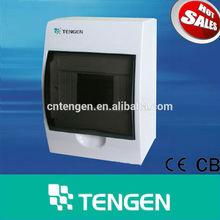 TSW surface mounting 4 ways plastic box enclosure electronic