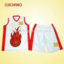 wholesale blank basketball jerseys&youth basketball uniforms wholesale LL-723