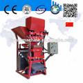 Creux solide fabrication de briques prix de la machine Premium Eco 2700 petites machines des industries à grande échelle