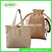 Hot Sell Custom Jute Bag Shopping