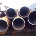 los materiales de construcción de acero tubular de polos