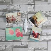 Metal borboleta ou libélula foto imagem exibidor tudo DIY de madeira sofá armação