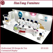 Retail fashion computer shop decoration/mobile phone shop interior design