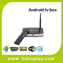 Smart Box Tv Android 4.2 Hdmi 1080p Quad Core Android Smart Tv Box