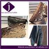 Women gender and pu leather snake clutch bag handle bag