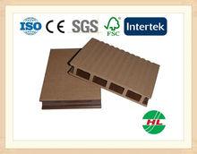 outdoor decorative wpc decking floor