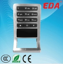 Smart RFID card Code Lock for gym,hotel,shool