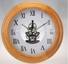 2014 welcomed wall clock mechanism flip clock
