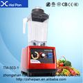 profissionais de nutrição de frutos comerciais cozinha aparelho misturador triturador de gelo