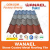Stone Coated Corrugated Sheet, roofing materials, Guangzhou China -Modern
